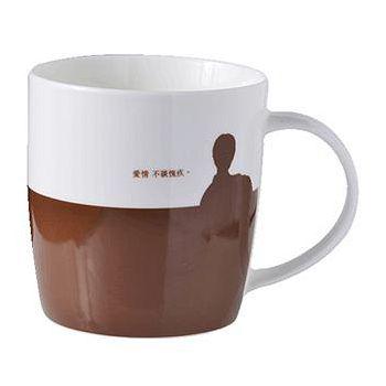 義大利Bialetti 等一個人咖啡電影系列馬克杯 - 咖啡阿不思