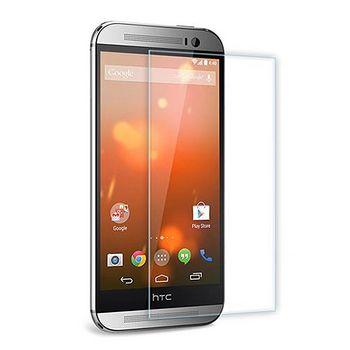 9H HTC ONE M8專用 防爆鋼化玻璃保護貼 ..