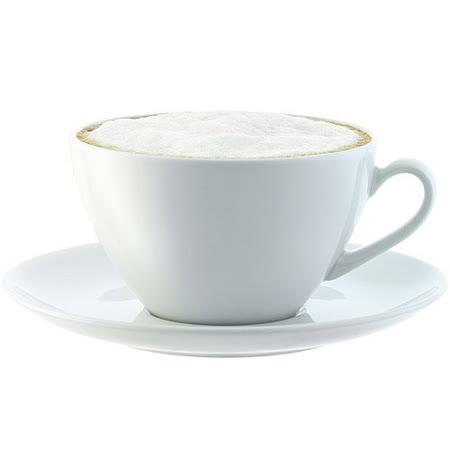 《LSA》Dine咖啡杯碟4入組(350ml)
