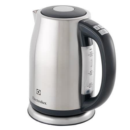 【好物推薦】gohappy快樂購物網【Electrolux 瑞典 伊萊克斯】 1.7L 智慧溫控電茶壺 (EEK6603S)好用嗎台南 大 遠 百 美食