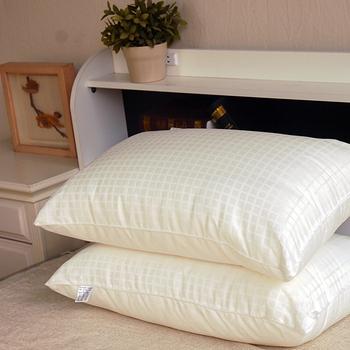 【YUDA】高枕 奧地利進口天絲枕《二入/組》含枕套 枕心/枕頭/高級枕/人體工學枕