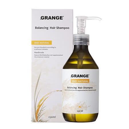 【Grange 璞草園】平衡調節洗髮露