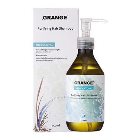 【Grange 璞草園】淨化調節洗髮露
