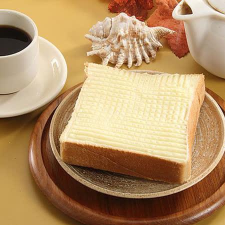 【美食村】元氣厚片吐司-卡士達奶酪(115g/入,2入/組)