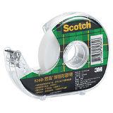 【3M Scotch】810-D3/4 隱形膠帶/附切割器 (19mm×32.9m)