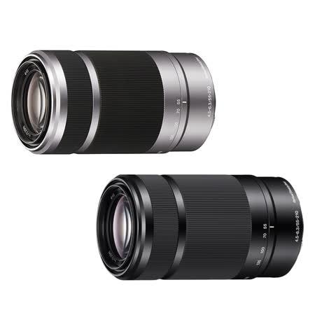 SONY E 55-210mm F4.5-6.3 OSS (SEL55210)(平輸-彩盒).-送MASSA保護鏡(49)+大吹球+拭鏡筆+拭鏡布