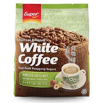 超級3合1炭燒白咖啡 (香烤榛果味) 36g*15s