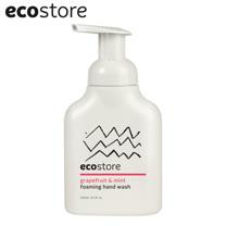 【ecostore】純淨潔手泡泡/薄荷葡萄柚