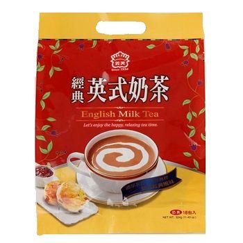 義美 經典英式奶茶 324g