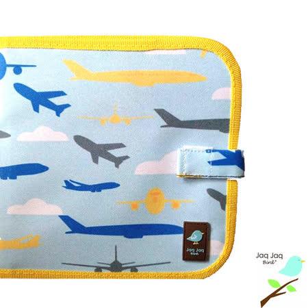 美國 Jaq Jaq Bird 小朋友攜帶型粉筆畫冊 (小飛機)