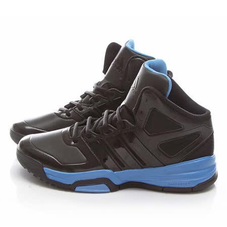 Adidas 男款 Engery BB TD2 高筒籃球運動鞋S84159-黑藍