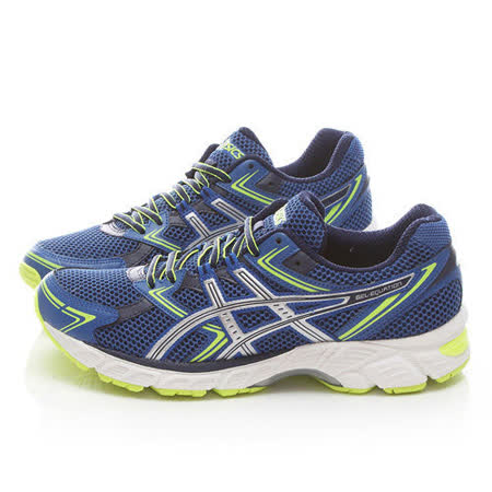 Asics 男款 GEL-EQUATION 7 慢跑鞋T3F1N-4293-藍