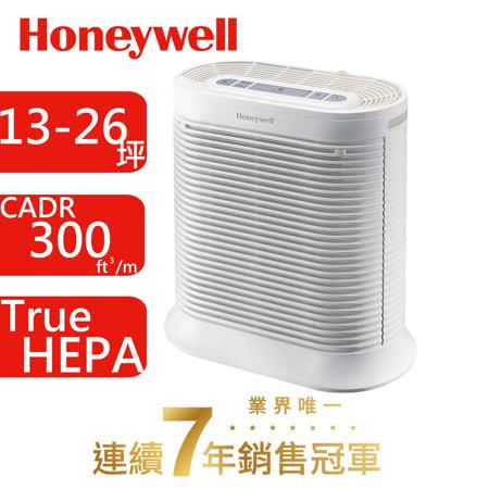 美國Honeywell 抗敏系列空氣清淨機HPA-300APTW  贈Twinbird 吸塵器TC-5121 (顏色隨機出貨)