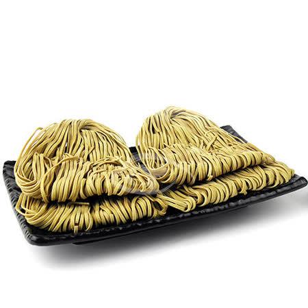 【台南莊記】手工黃金蕎麥麵1200g-2入