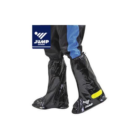 【JUMP】尼龍厚底鞋套L005(S~3XL)