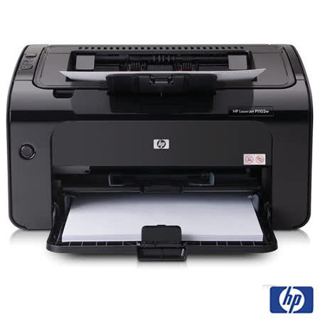 HP LJ P1102w 無線雷射黑迷你黑白印表機
