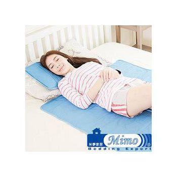 米夢家居 嚴選長效型降6度冰砂冰涼墊30*40(小) -枕頭專用1入