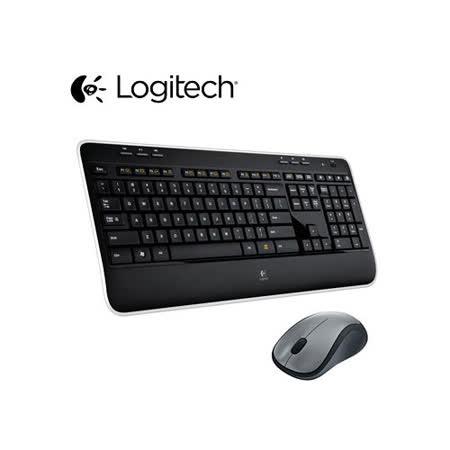 Logitech羅技 MK520R無線鍵鼠組