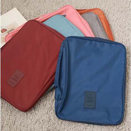 (任選)DINIWELL 6色襯衫領帶收納袋(不挑色)