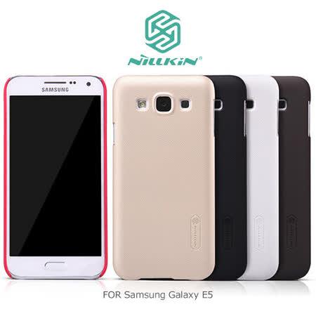 NILLKIN Samsung Galaxy E5 超級護盾保護殼