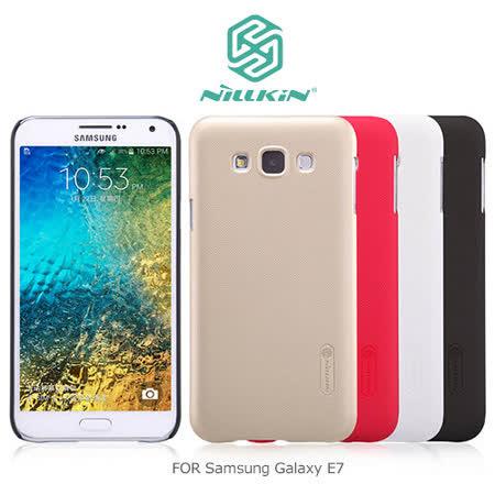 NILLKIN Samsung Galaxy E7 超級護盾保護殼