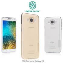 NILLKIN Samsung Galaxy E5 本色系列 TPU軟套
