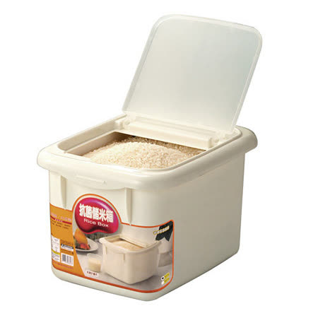 抗菌儲米箱(大)附量米杯-7.7L