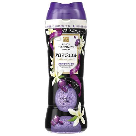 日本P&G洗衣芳香顆粒【紫晶香草香】375g