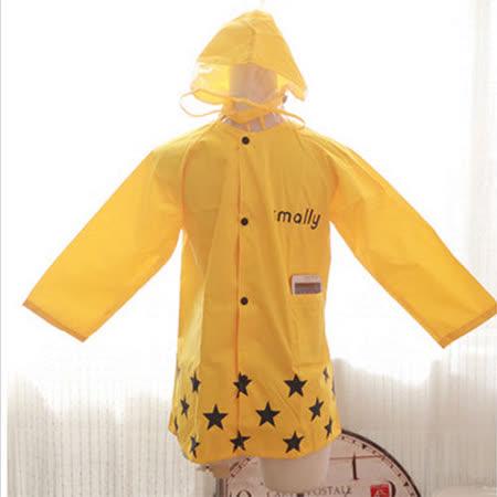 (任選))3色smally卡通造型兒童雨衣(不挑款)