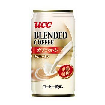 UCC 咖啡歐蕾飲料 185g