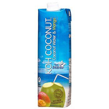 KOH COCONUT酷椰嶼 椰子芒果汁  1L