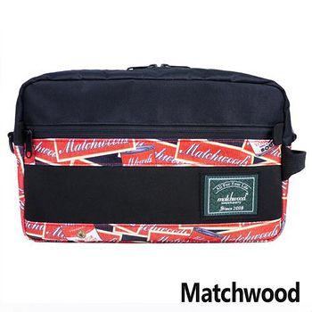 MATCHWOOD Cube可拆式相機包 側背包/3M反光條 -POP紅黑