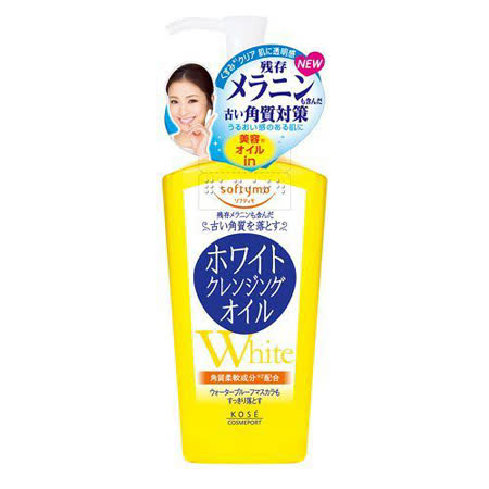 日本KOSE Softymo卸妝油230ml