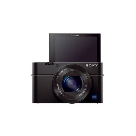 SONY  DSC-RX100M3 RX100 III  類單眼數位相機(公司貨)-送32G 高速卡+專用電池+復古皮套+座充+清潔組+保護貼+讀卡機+迷你腳架