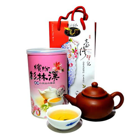 【龍源茶品】無毒『中焙火』杉林溪烏龍茶葉1罐(150g/罐)