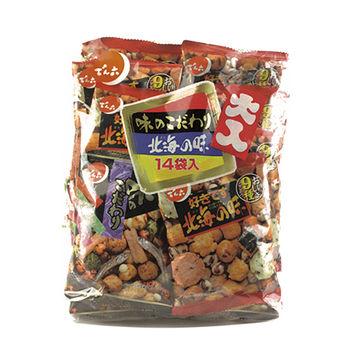 傳六 14袋綜合豆果子329g