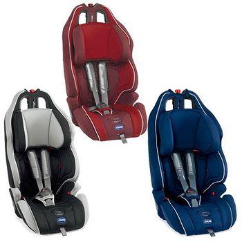 Chicco NEPTUNE可調式賽車型安全汽座 1歲~12歲(9kg~36kg)