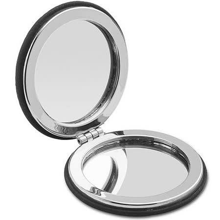 《REFLECTS》隨身圓鏡(黑)