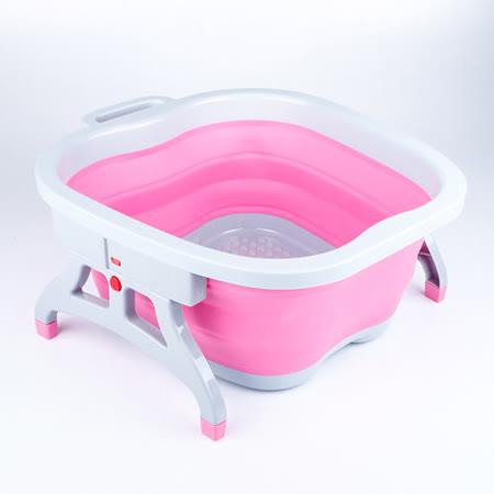 【HIKARI日光生活】折疊足浴盆/泡腳桶