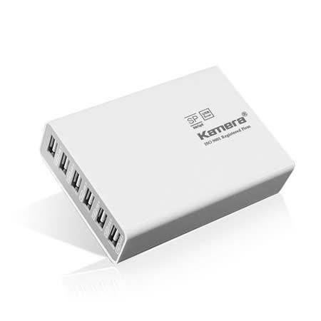 Kamera 6 Port USB充電器 SP 6U