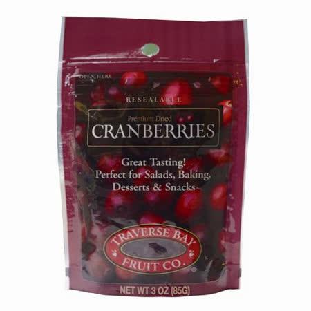 特拉佛斯天然蔓越莓乾85g x11包
