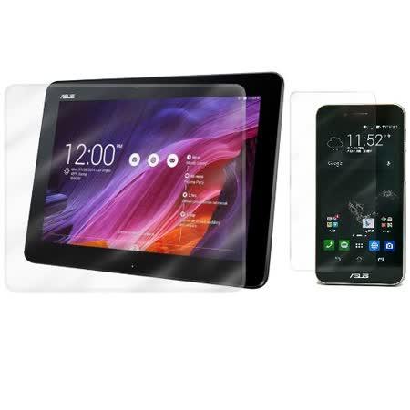 D&A ASUS PadFone S 手機+平板專用日本原膜HC螢幕保護貼(鏡面抗刮)