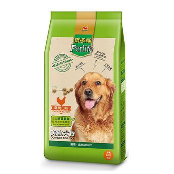 統一寶多福-雞肉美食犬餐2kg