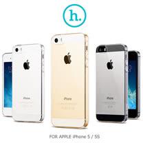 HOCO APPLE iPhone 5/5S 輕系列 TPU軟套