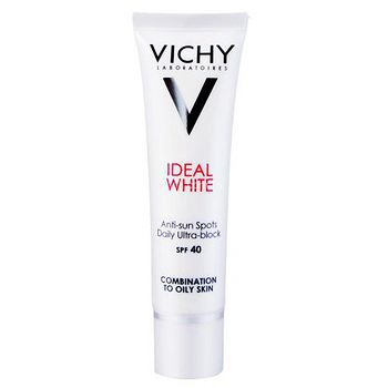 VICHY薇姿 淨膚透白防曬隔離乳SPF40 PA+++ 30ml (清爽型)