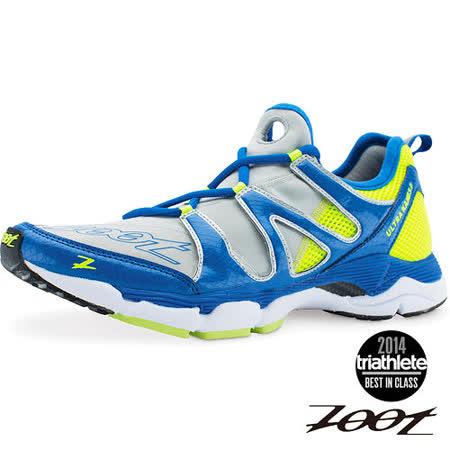 【ZOOT】肯尼KANE3.0頂級極致型跑鞋 運動鞋(男)(雅藍-亮黃) Z130102601