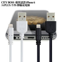 CB 蘋果認證iPhone 6 / 6 PLUS / 5 5S傳輸充電線