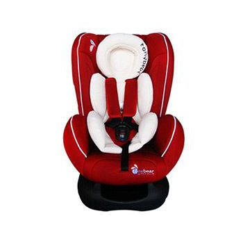 TONYBEAR 貝殼式汽車安全座椅- 紅色