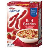 ★超值2件組★家樂氏 Special K草莓香脆麥米片317g