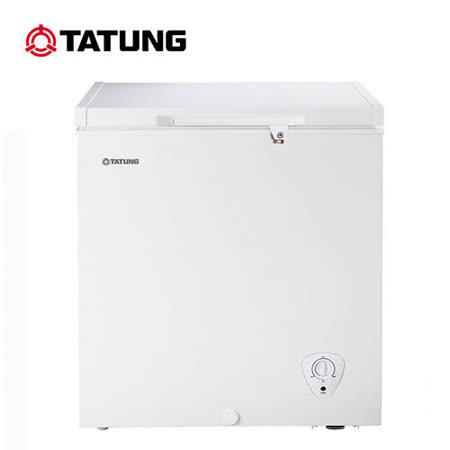 TATUNG 大同 145公升環保冷凍箱TR-145FH-W 送安裝